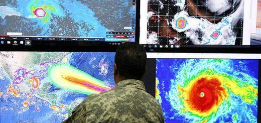 Irma atravesó la isla Barbuda |Foto cortesía