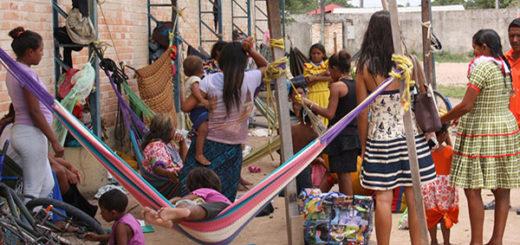 Migrantes venezolanos refugiados en Boa Vista | Foto: Ascom / MPF