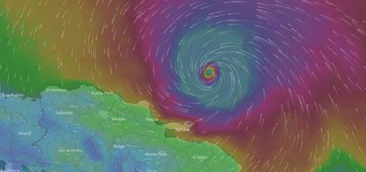 Irma empieza a hacerse sentir en República Dominicana |Foto: RT