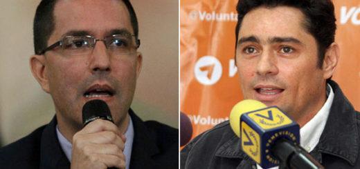 Vecchio rechazó declaraciones de Arreaza contra Mariano Rajoy | Composición: NotiTotal