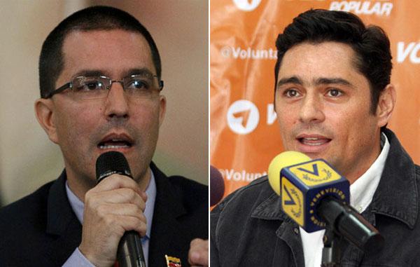 Vecchio rechazó declaraciones de Arreaza contra Mariano Rajoy   Composición: NotiTotal