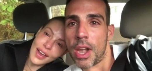 Josemith Bermúdez celebra junto a Luis Olavarrieta su recuperación | Captura de video