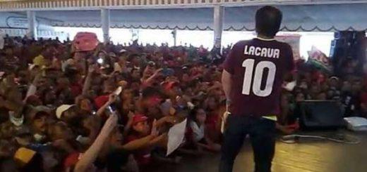 El candidato a la Gobernación de Carabobo, Rafael Lacava | Captura de video