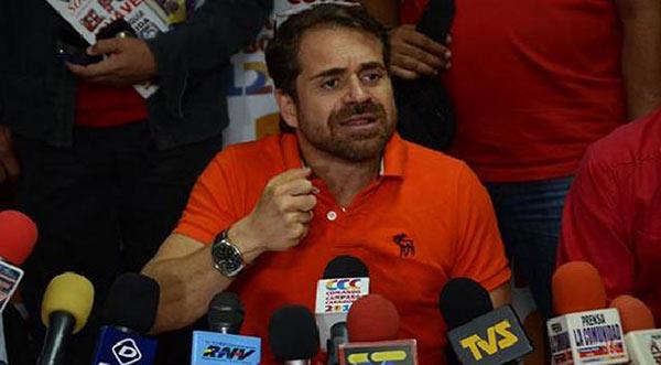 Francisco Lacava, gobernador del estado Carabobo | Foto: Cortesía