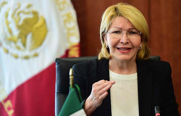 Luisa Ortega Díaz, Fiscal General de Venezuela |Foto: AFP
