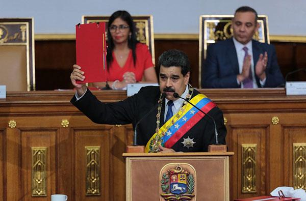 Maduro autorizó la apertura de casas de cambio en todo el territorio nacional   Foto: @PresidencialVen