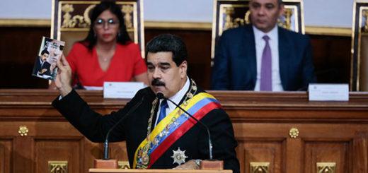 Maduro anuncia nuevo sistema de fijación de precios para 50 productos | Foto: AVN