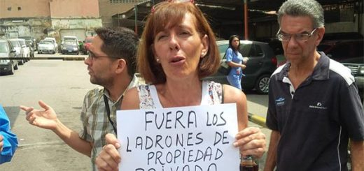 Los vecinos piden a las autoridades respuestas |Foto: Nota de prensa