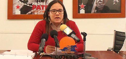 Margaud Godoy, gobernador de Cojedes | Foto referencial