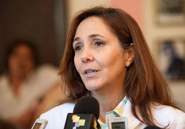 Mariela Castro, hija de Raúl Castro |Foto: Getty Images