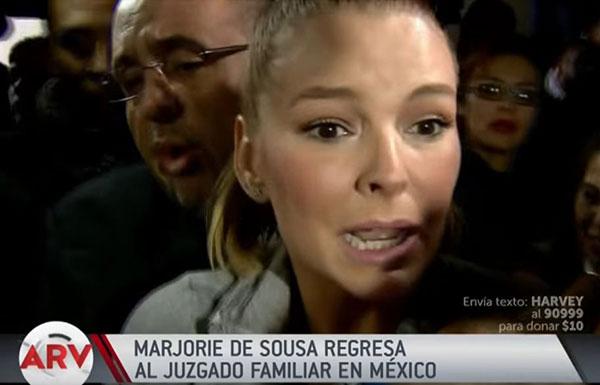 Marjorie de Sousa | Captura de video