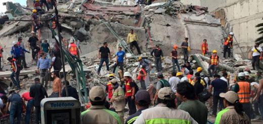 Venezuela habilita central telefónica para venezolanos tras sismo en México | Foto: EFE