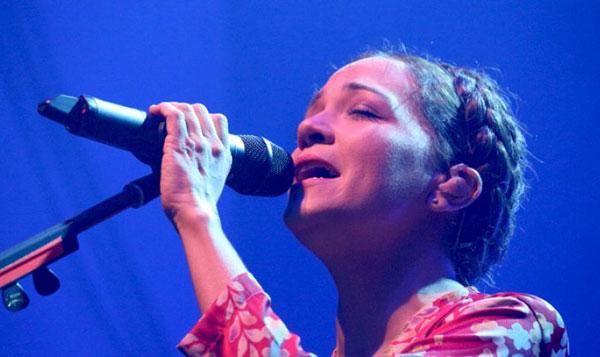 Natalia Lafourcade | Foto: Dago Martínez / El Mostrador