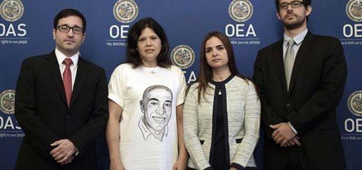 Las graves denuncias de las víctimas del régimen de Maduro en la OEA | Foto: EFE