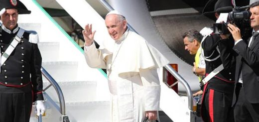 Papa Francisco  Foto: EFE