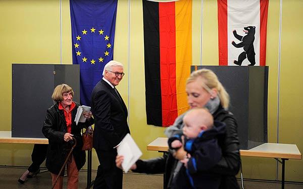 Presidente de Alemania participa en las elecciones |Foto: Reuters