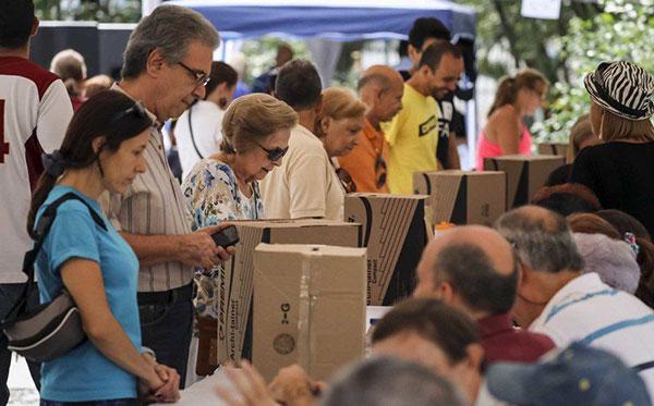 Elecciones regionales pondrán a prueba el respaldo a la oposición | Foto: EFE