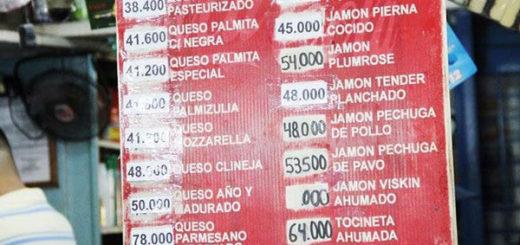 Productos de la cesta básica subieron hasta 90% en un mes | Foto: Mónica Guevara / Panorama