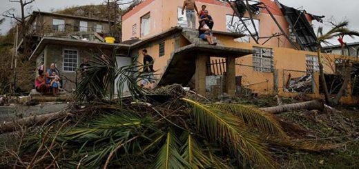 Huracán Maria en Puerto Rico |Foto. Reuters