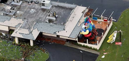 Devastador huracán María causó estragos en Puerto Rico |Foto. Reuters