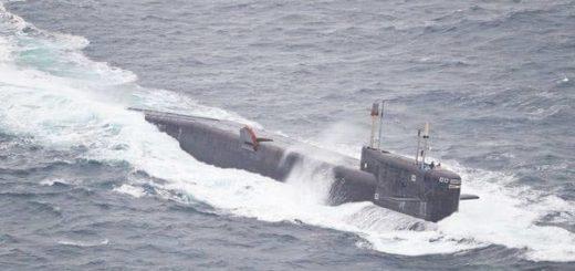 Submarino en Corea del Norte |Foto: AFP