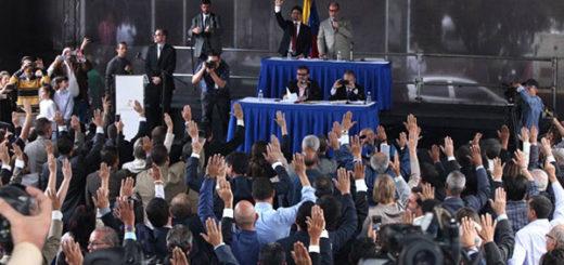 TSJ designado por la AN tomará posesión ante la OEA | Foto: @AsambleaVE