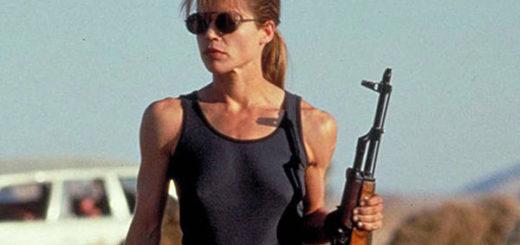 "Linda Hamilton regresa a la franquicia de ""Terminator"" como Sarah Connor | Foto: Getty Images"
