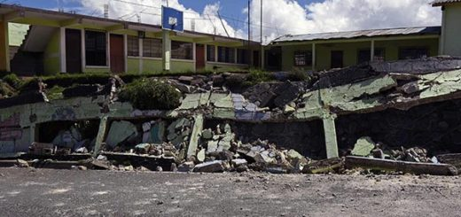 Terremoto en México  Foto: Infobae