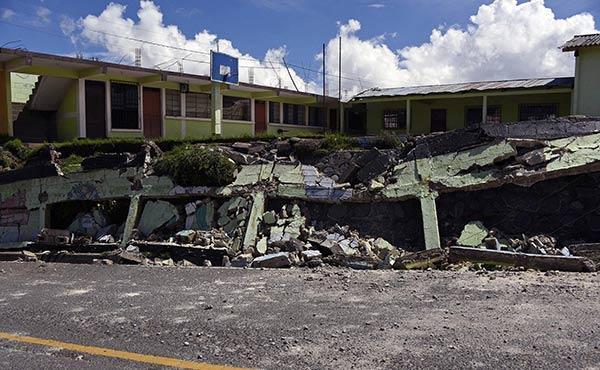 Terremoto en México |Foto: Infobae