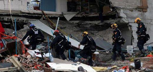 Terremoto en México |Foto. Reuters