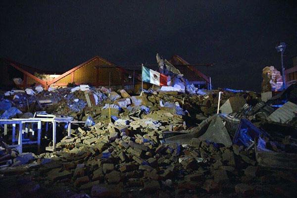 Venezuela ofrece ayuda a México y Guatemala tras terremoto | Foto: Agencias