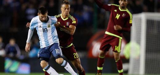 La Vinotinto le amargó la noche a Argentina con un empate histórico | @globovision