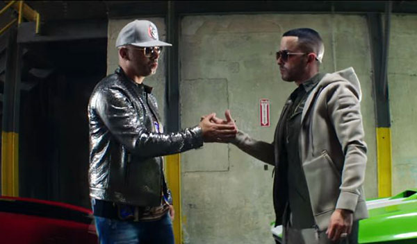 Wisin y Yandel regresaron con un nuevo tema | Captura de video