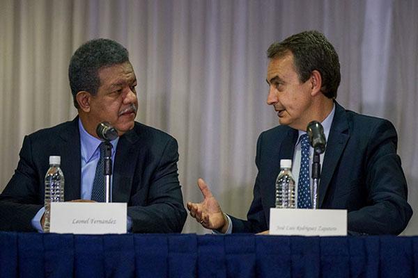 Mediadores del diálogo se reunieron en Santo Domingo | Foto: Archivo