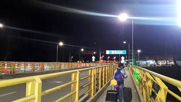 Emigrar por tierra desde Venezuela hasta Guayaquil | Foto: Referencial