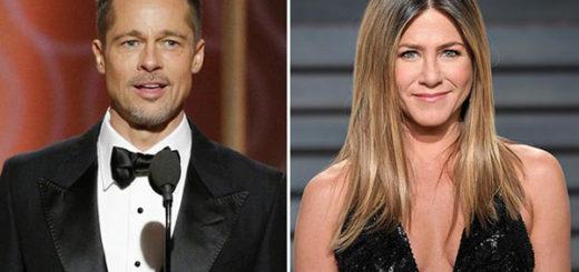 Brad Pitt se disculpa con Jennifer Aniston 12 años después de abandonarla | Composición