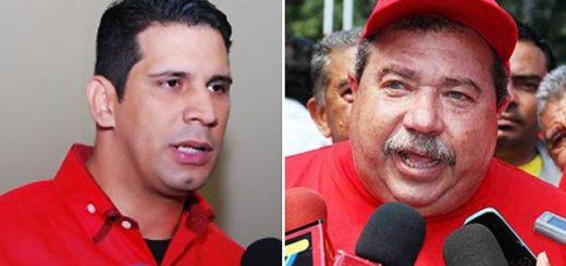 """Alcalde de Guanta y el """"Zar de la Franja""""   Composición Notitotal"""