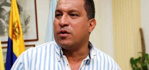 Alfredo Díaz, candidato opositor a la gobernación de Nueva Esparta