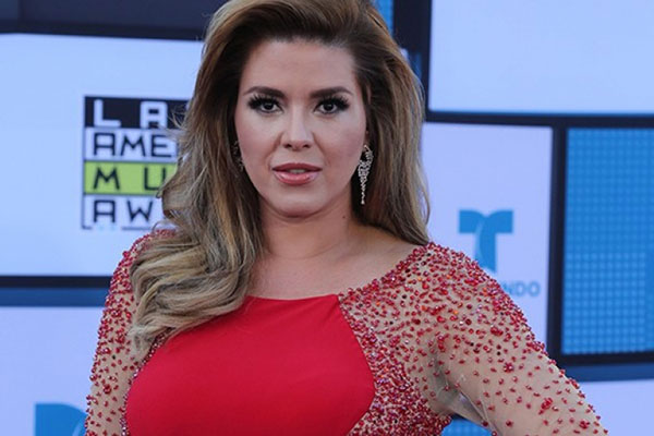Alicia Machado | Foto: Telemundo