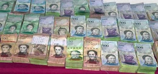 Billetes acaparados | Foto: La Verdad