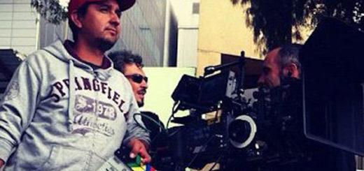 Carlos Muñoz Portal, cineasta mexicano que trabajaba para Netflix   Foto cortesía
