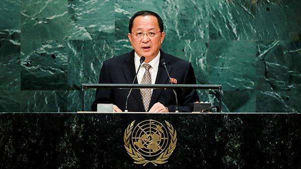 Corea del Norte en la ONU   | Foto: EFE