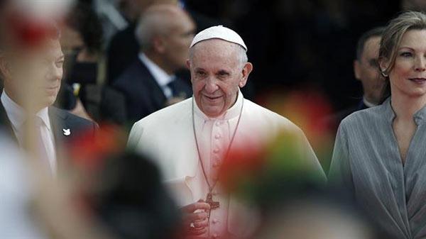 Papa Francisco   Foto: Cortesía