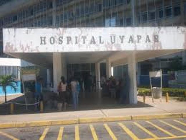 Hospital de Uyapar de Ciudad Guayana