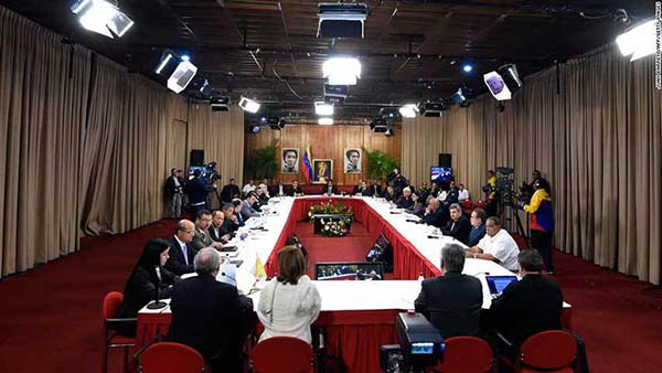 México, Chile, Bolivia y Nicaragua acompañarán eventual diálogo en Venezuela