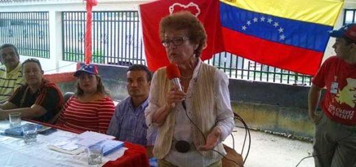 Constituyente Dionisia Mijoba | Foto: El Nacional