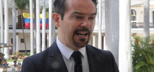 Romain Nadal, Embajador de  Francia en Caracas | Foto: Cortesía