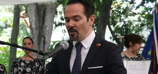 Embajador francés, Romain Nadal | Foto: Agencias