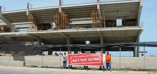 Estadio de la Güaira | Foto: nota de prensa