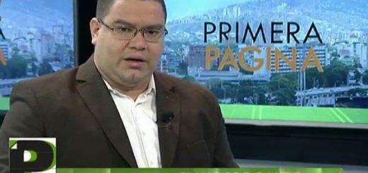 coordinador de la Comisión Nacional de Primarias, Francisco Castro,